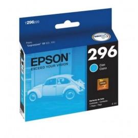 Cartucho Epson T296 Cyan