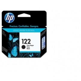 Cartuchos Hewlett Packard 122 Negro