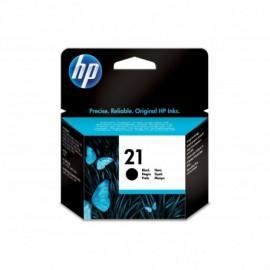 Cartuchos Hewlett Packard 21 Negro