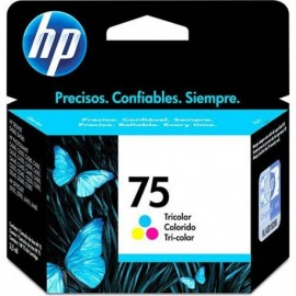 Cartuchos Hewlett Packard 75 Color