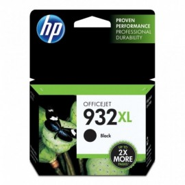 Cartuchos Hewlett Packard 932 XL Negro