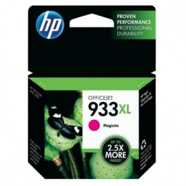 Cartuchos Hewlett Packard 933XL Magenta