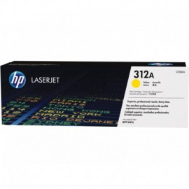 Toners Hewlett Packard 312 Yellow CF382A