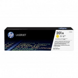 Toners Hewlett Packard 201 Yellow CF402A
