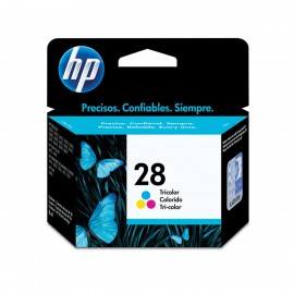 Cartuchos Hewlett Packard 28 Color