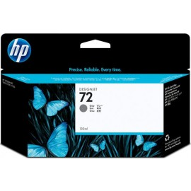 Cartuchos Hewlett Packard 72 GRIS