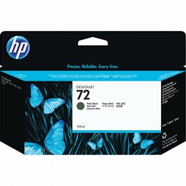 Cartuchos Hewlett Packard 72 Negro MATE