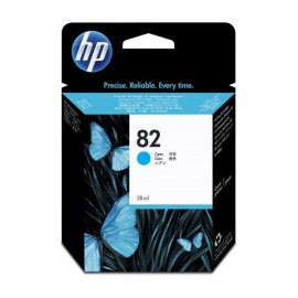 Cartuchos Hewlett Packard 82 Cyan