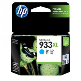 Cartuchos Hewlett Packard 933XL Cyan