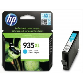 Cartuchos Hewlett Packard 935 XL Cyan
