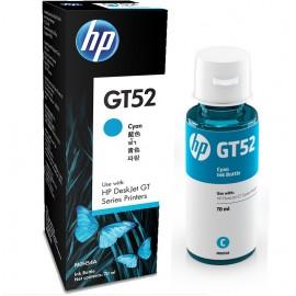 Tinta Hewlett Packard GT52 Cyan 5820,5810