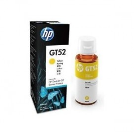 Tinta Hewlett Packard GT52 Yellow 5820,5810