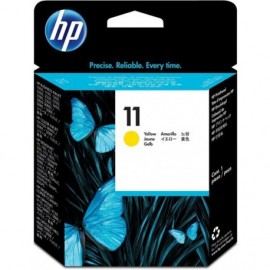 Cabezal Hewlett Packard 11 Yellow