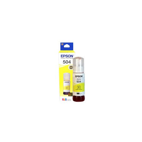 Tinta Epson L504 Yellow