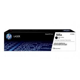 Toner Hewlett Packard 105A Negro
