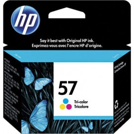 Cartuchos Hewlett Packard 57A Color