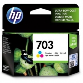 Cartuchos Hewlett Packard 703 Color